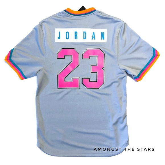 0e9f6ae6445 Jordan Shirts | Nike Air 23 Retro Style Basketball Jersey | Poshmark
